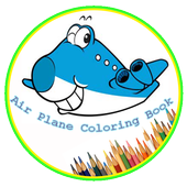 Various Aircraft Coloring Book 1.2