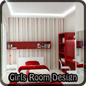 Girls Room Design 1.0