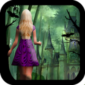 Princess Running in Jungle 3D 1.1