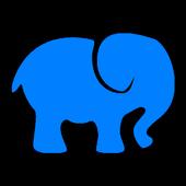 Elephant ElephantBlue