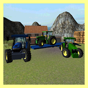 Tractor Transporter 3D 2.5