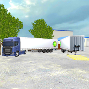 Truck Parking Simulator 3D: Factory 1.0