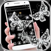 Diamond butterfly Theme 1.1.10