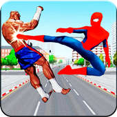 Superhero Fighting Street Crime Free 1.0
