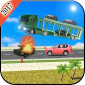 Army Transport Stunt Truck 1.0