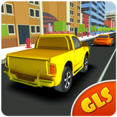 Extreme 3D Traffic Racing 1