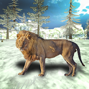 Angry Lion Winter Attack 1.0