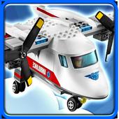 Cargo Plane lego games 1.0.0
