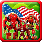 American Iron Robot Steel Game 1.0.0