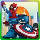 Super Hero Spider Game Puzzle 1.0.0
