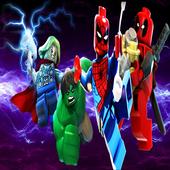 Spider Super Hero Game puzzle 1.0.0
