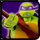 Turtle Puzzle Ninja Kids 1.0.1
