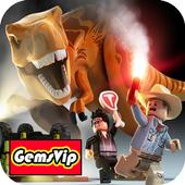 GemsVip of LEGO Jurassic Dinosaurs 1.0