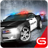 Highway Police Chase Car Rescue Mission 1.0