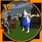 Orange Shooter Arrow Archer 3D 1.0