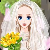 Dressup wedding Princess Bride 1.0.0