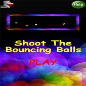 Shoot The Bouncing Balls