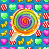 Yummy Candy SwapGame Magic StudioCasualBrain Games