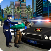 NY Police Car Chase - Hot Crime Pursuit Patrol Pro 1.0