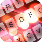 GO Keyboard Red Light