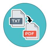 TXT to PDF Converter 1.3