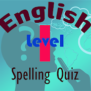 Level 1 English Spelling Quiz 1.0