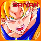Saiyan Goku skater shooting 1.0