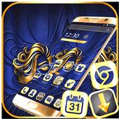 Golden blue theme 1.1.2
