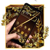 Golden Leaf Brown Theme 1.1.2