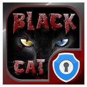 blackcat Theme - AppLock Theme 1.1.7