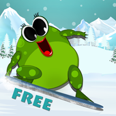 Frogs Can Ski : The Snow Day 1.0