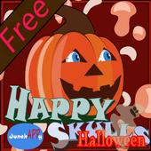 Happy Skulls Halloween 1.0