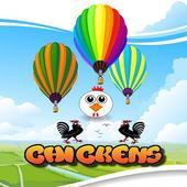Chicken Games For Kids 1.0