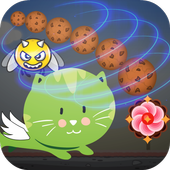 Flying Cat Cookie Paradise 1.0