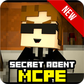 Secret Agent MAP for MCPE 1.0