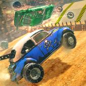 Crazy Car Racing Destruction Mania 1.3