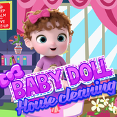 Kids Game: Baby Doll House Cleaning 2.1
