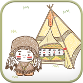 Kogumong indian go sms theme 1.0