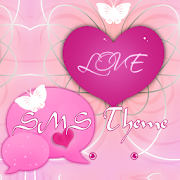 Romantic Theme GO SMS Pro 4.1