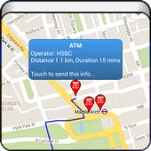 Nearest ATMsGoToNearestTravel & Local