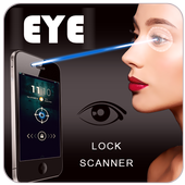 Eye Scanner Mobile Locker Prank 1.0