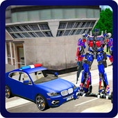 Police Robot Hoverboard Chase 1.1