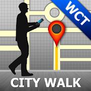Wichita Map and Walks 34