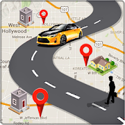 GPS Route Finder & Location POI Tracker Free 1.0.2