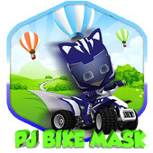 Masks : PJ Bike Adventure 1.2