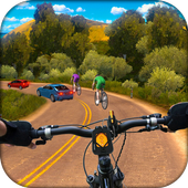 Super Cycle Jungle Rider : #1 Cycling Game 1.0