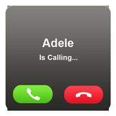 Call Prank Adele 1.0