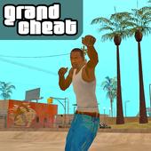 Grand Cheat for GTA San Andreas 1.0