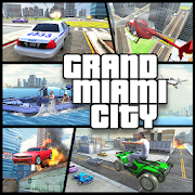 Grand Miami Gangster Crime Town - City Auto Theft 1.1.2