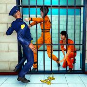 com.grand.jail.women.prison.escape.games icon